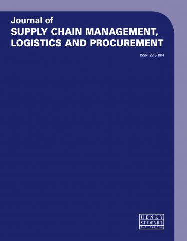journal of supply chain management a global review of purchasing and supply